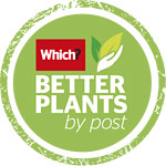 We have pledged to the Which? Plants By Post Criteria