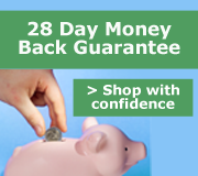 A 28 Day Money Back Guarantee on all plant orders.