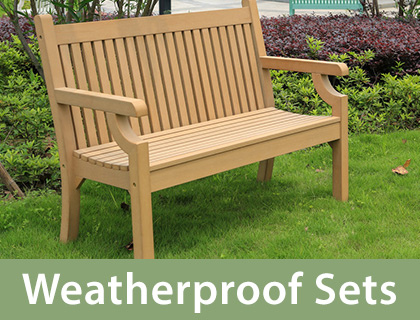 Best weatherproof furniture sets