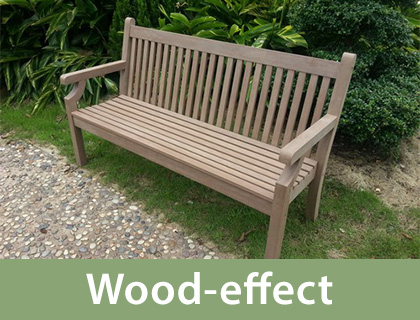 Best wood effect composite furniture